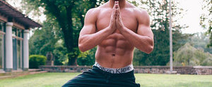 25 Steamy Shots of Hot Dudes Doing Yoga