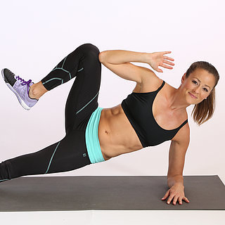 How to Do Side Plank Crunches