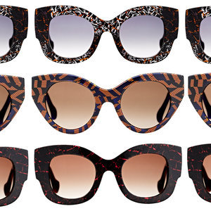 How To Wear Fendi's New Collab With Thierry Lasry