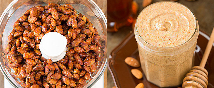 Honey Roasted Almond Butter That's Great With a Snack (or by the Spoonful)