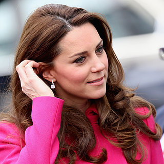 Kate Middleton's Last Pregnant Appearance March 2015