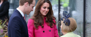 The Duchess of Cambridge Makes Her Last Pregnant Appearance Before the Baby's Arrival