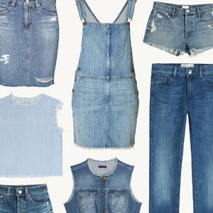 Stylebop New Ways To Wear Denim