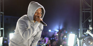 Kendrick Lamar Has The First No. 1 Album With 'Pimp' In The Title