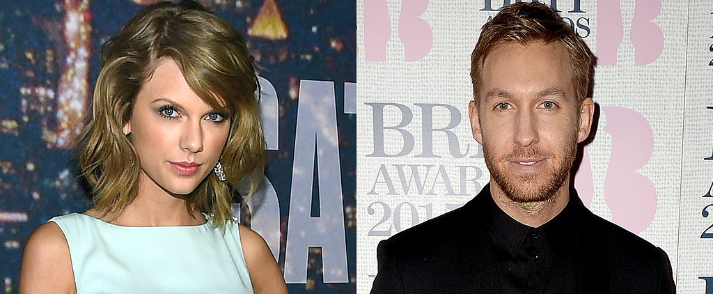 Taylor Swift and Calvin Harris Meet Up For Nashville Fun