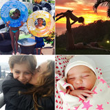Elsa, Gisele, and Jessica Shared the Cutest Pictures of Their Kids This Week!