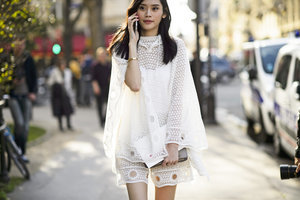 How To Vintage Shop For Spring 2015