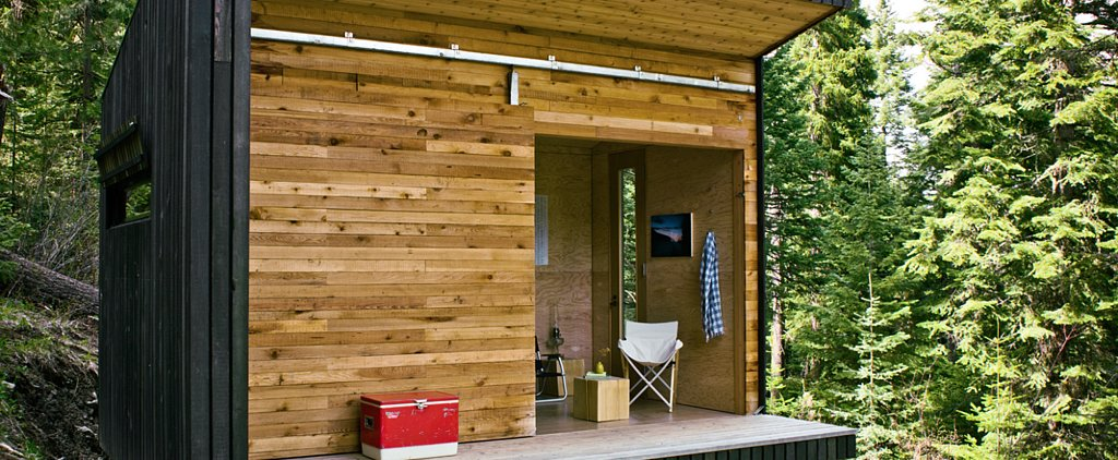 See How This Couple Built Their Own Small Cabin Retreat