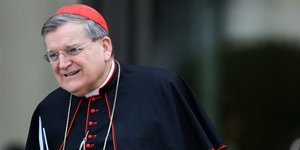 Cardinal Raymond Burke: Gays, Remarried Catholics Are Just As Sinful As Murderers