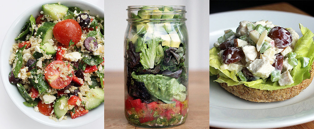 Here's a Guide to Healthier Lunches