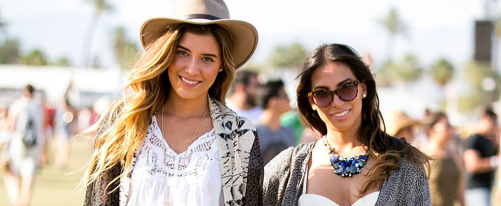Your Feet Take Center Stage With These 5 Festival-Approved Looks
