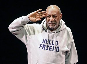 Cosby Amid Hecklers: 'We Are Here to Enjoy My Gift'