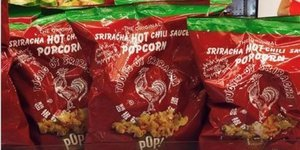 Why The Original Sriracha Is Finally Making Snacks