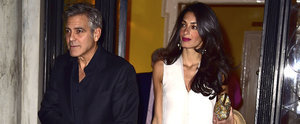 Amal Clooney Ditched Her Dress For Date Night