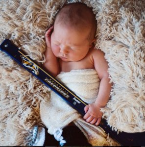 Carrie Underwood Finally Shares Picture Of Isaiah!