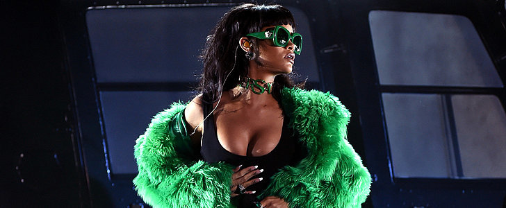 Was Rihanna's iHeartRadio Awards Look as Edgy as You Expected?