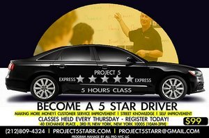 Why Is Uber New York Funneling Thousands Of Drivers To This Training Class?