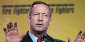 Martin O'Malley: The Presidency 'Is Not Some Crown To Be Passed Between Two Families'