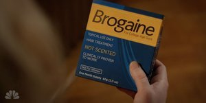 Are You A Stressed-Out, Balding Fraternity Brother? Try Brogaine!