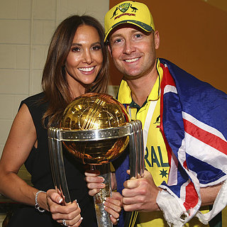 2015 Cricket World Cup Winners Australian Team Celebrations
