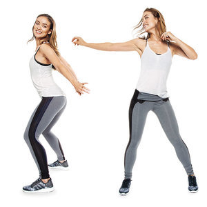 Olivia Wilde's Dance Cardio Workout Playlist