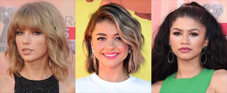 10 Gorgeous Celebrity Beauty Looks to Inspire Your Spring Makeover