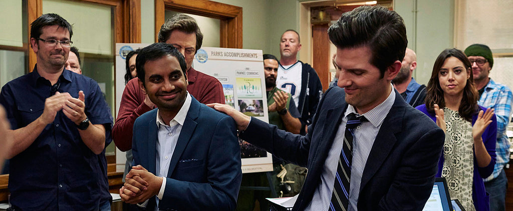 Aziz Ansari Group Texts Daily With the Parks and Recreation Cast
