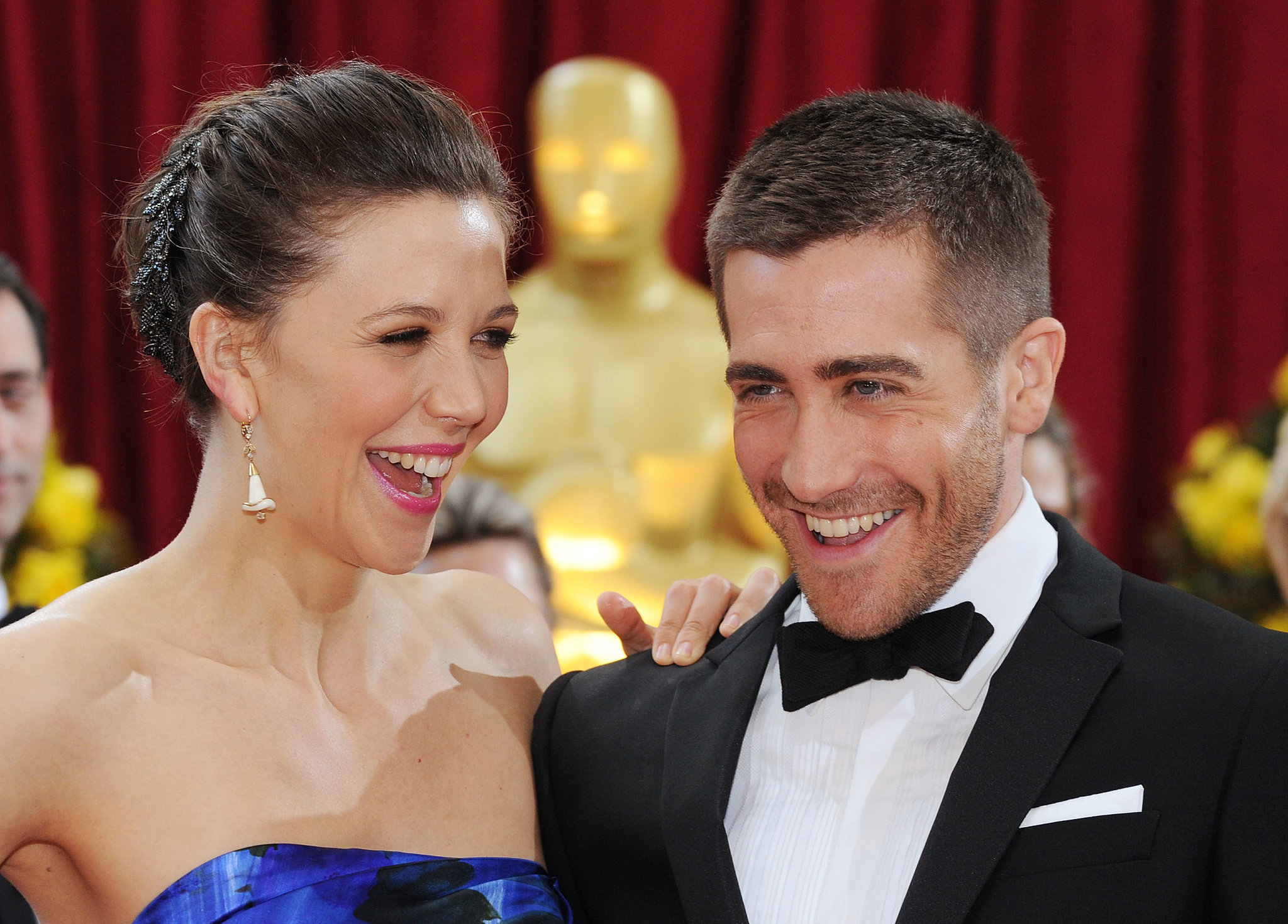 Maggie and Jake Gyllenhaal | The Cutest Celebrity Siblings ...