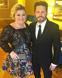 Kelly Clarkson and Husband Enjoy Date Night -- With Mother-in-Law Reba McEntire