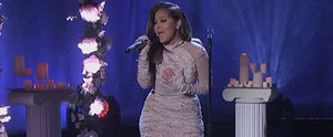 Adrienne Bailon Honors Selena With a Truly Touching Performance