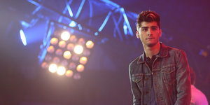 Zayn Malik's First Solo Song, 'I Won't Mind,' Hits The Internet