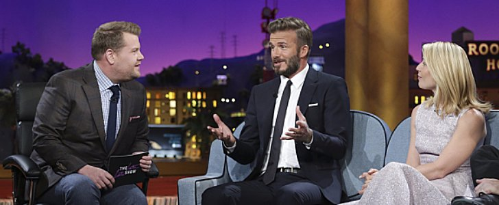 "David Beckham on Son Brooklyn's First Date: ""I Sat Five Tables Back"""