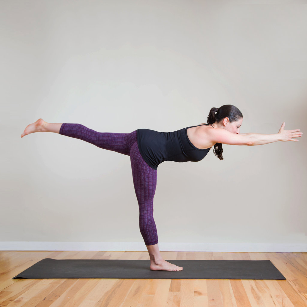 Best Yoga Poses For Butt