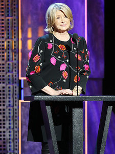 The Internet Reacts to Martha Stewart's Raunchy Justin Bieber Roast Jokes