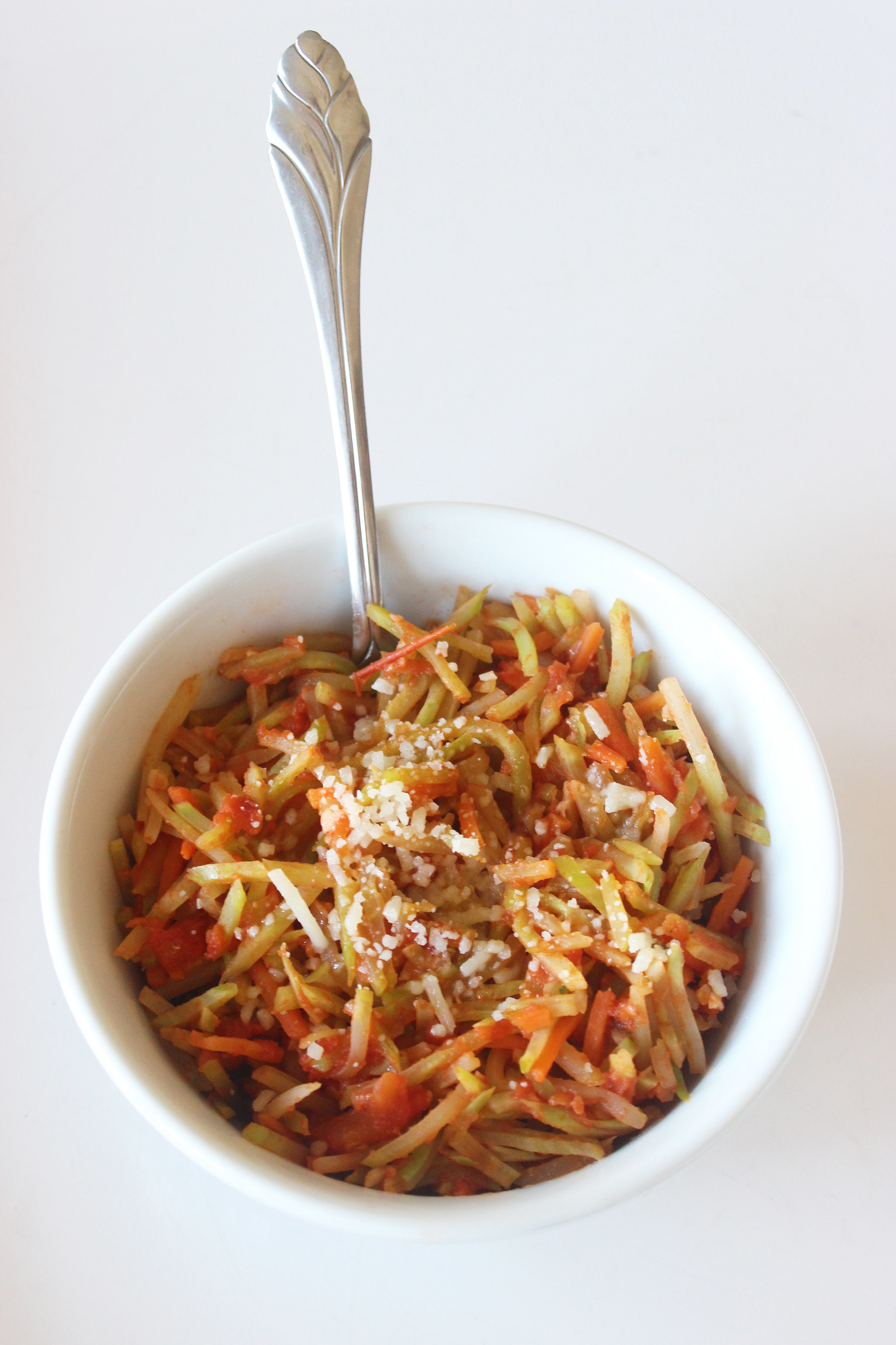 this low calorie low carb pasta takes just 15 minutes to make fitsugar bloglovin. Black Bedroom Furniture Sets. Home Design Ideas