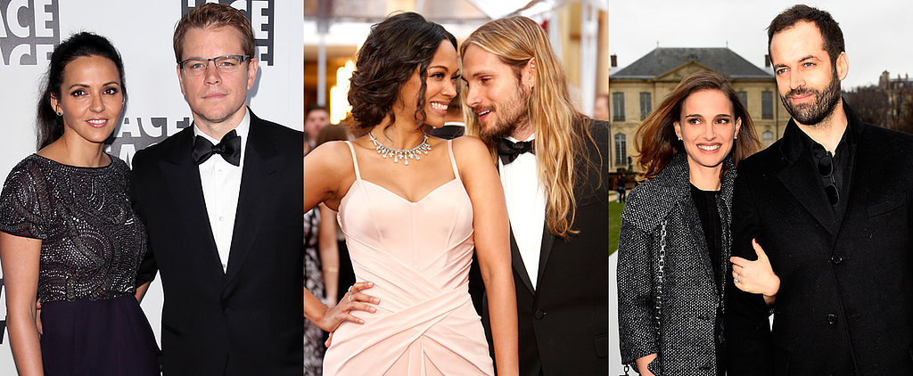 19 Actors Who Didn't Marry Actors