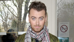 Sam Smith Shows Off Slim New Look