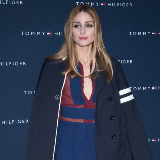 Olivia Palermo at Tommy Hilfiger Paris Boutique Opening