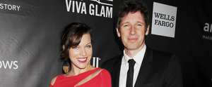 Milla Jovovich Shares the First Photo of Her Baby Girl