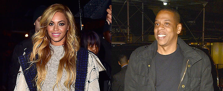Beyoncé and Jay Z Step Out For a Date Night in NYC