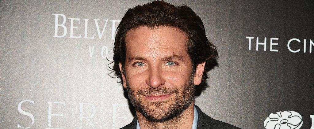 Bradley Cooper Shares His Snapchat Struggles