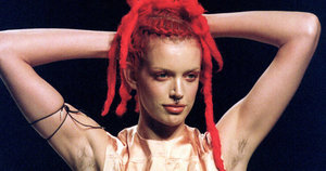 The Model Who Exemplified Grunge Style