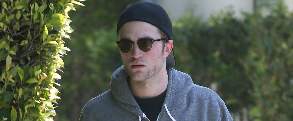 Robert Pattinson Makes a Hot Appearance After Engagement News