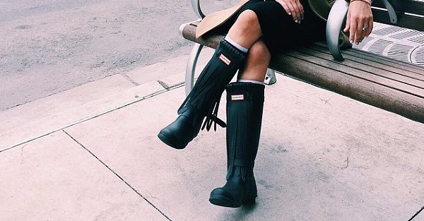 Don't Let a Little Rain Ruin Your Spring Style