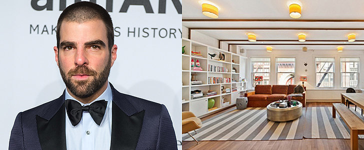 Zachary Quinto's Latest Role: Manhattan Homeowner