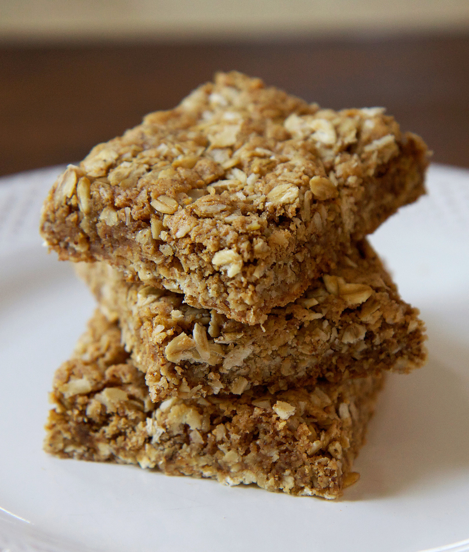 Gluten Free Almond Oatmeal Protein Bars 20 Homemade And