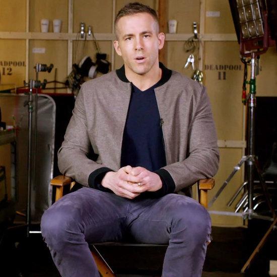 Ryan Reynolds Mario Lopez Deadpool April Fools' Interview
