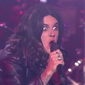 """Justin Bieber Lip-Syncs Ozzy Osbourne's """"Crazy Train"""""""