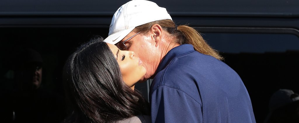 Kim Kardashian Meets Up With Bruce Jenner After His Surgery