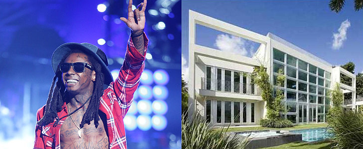 Inside the $18 Milli Mansion Lil Wayne Hopes to Sell